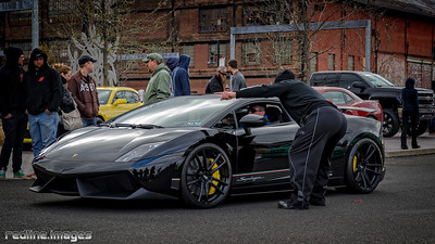 April 2014 Cars & Coffee