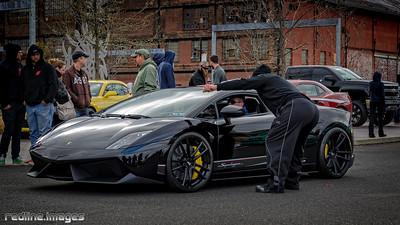 April 2014 Cars & Coffee